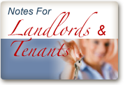 landlords and tenants notes